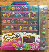 shopkins season 4 glitter glitzi collector's case with 8 exclusive shopkins NEW in Joliet, Illinois