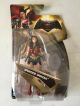 batman vs superman dawn of justice wonder woman 6in. action figure mattel in Joliet, Illinois