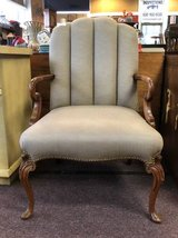 Gorgeous channel back chair in Aurora, Illinois