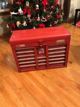 Vintage craftsman 10 drawer tool box in Joliet, Illinois