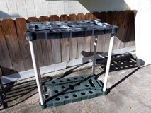 Rubbermaid Garden Tool Storage Rack in CyFair, Texas