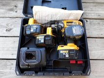 Dewalt Cordless Drill Driver DC930 in The Woodlands, Texas
