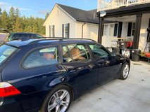 2006 BMW 5 SERIES 530 XI, STATION WAGON.  POSH-LOOKING, great for sing in Fort Lewis, Washington