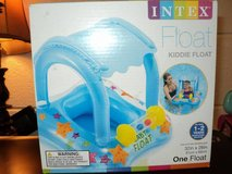 Intex Kiddie Float 32in x 26in (ages 1-2 years) (T=43) in Fort Campbell, Kentucky