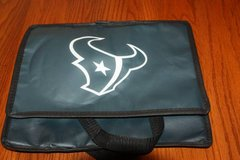 Large Texans Reusable Insulated Cooler / Bag in Houston, Texas