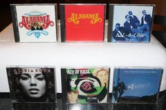 Over 200 Music CD's from 1970's 1980's & 1990's $5 each in Kingwood, Texas