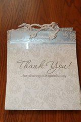 Eight (8) Thank You For Sharing Our Special Day Bags in Houston, Texas
