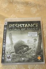 PS3 Resistance Fall of Man Complete in Kingwood, Texas
