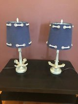 Anchor table lamps in Oswego, Illinois