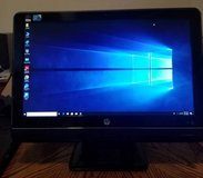 HP Compaq 6000 Pro All-in-One Business PC with Genuine Windows 10 Prof in Pleasant View, Tennessee