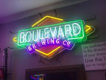 Boulevard Neon in Houston, Texas
