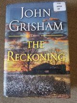 The Reckoning by John Grisham in Camp Pendleton, California