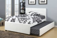 New! Twin/Full Bed with Trundle FREE DELIVERY in Miramar, California