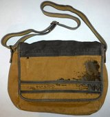 Halo 3 Canvas Messenger Bag in Chicago, Illinois