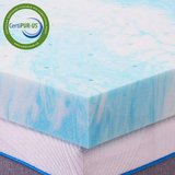 POLAR SLEEP 3 Inch Mattress Topper Queen Size - New! in Plainfield, Illinois