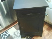 CABINET ONE DRAWER ONE DOOR ONE SHELF EXCELLENT. CONDITION in Orland Park, Illinois