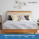 Novaform Advanced Back Support Memory Foam King 12 Inch Mattress - New! in Joliet, Illinois