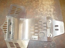 devol skid plate # 0102-4703 aluminum alloy new in Camp Lejeune, North Carolina