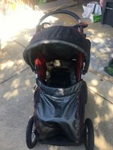 REDUCED!!!   Bertini Shuttle M5 steertable Stroller in Fort Belvoir, Virginia