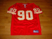 Authentic Pro Reebok Kansas City Chiefs Game Jersey Size 48 in Naperville, Illinois