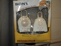 SONY NTM910 BabyCall Nursery Monitor (T=2) in Fort Campbell, Kentucky