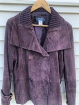 Women's Suede jacket size 12 in Bolingbrook, Illinois