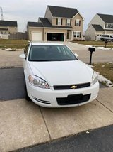 Chevy Impala 2011 with LP Fuel Option in Oswego, Illinois