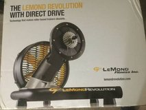 LeMond Revolution Indoor Bike Trainer in Fort Lewis, Washington