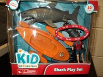 kids Shark Playset 10 Pieces (T=20) in Fort Campbell, Kentucky