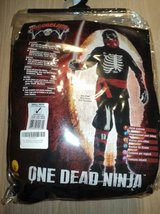Halloween Sensations Child's One Dead Ninja Costume, Small (T=20) in Fort Campbell, Kentucky