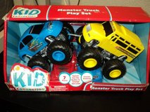 Kid Connection 7-Piece Friction Powered Monster Truck Play Set (T=20) in Fort Campbell, Kentucky