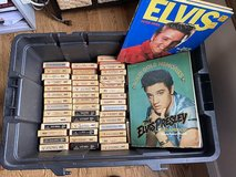 Elvis Ultimate 8 track collection in Batavia, Illinois