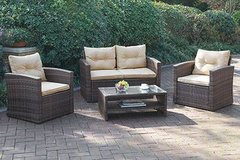 New! 4 Piece Conversation Set FREE DELIVERY in Camp Pendleton, California