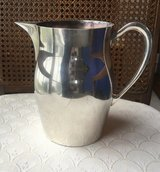 A  E.P.C.A. Bristol silver plate # 54 by Poole vintage water pitcher. in Fort Belvoir, Virginia