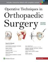 Operative Techniques in Orthopaedic Surgery 4 Volume Set  - Hard Cover - New! in Oswego, Illinois