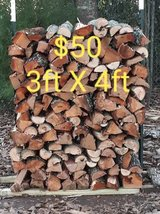 Firewood $50 (3ftx4ft stack) in Byron, Georgia