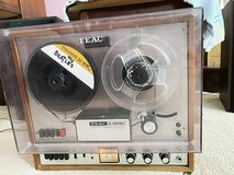 TEAc A-1200U REEL TO REEL in Naperville, Illinois