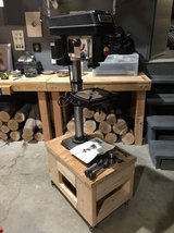 JET Drill Press + Stand NEW never used in Quantico, Virginia