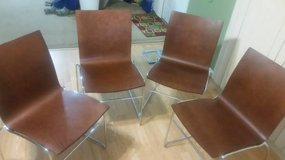 4  Cherry Wood Chairs in Cleveland, Texas