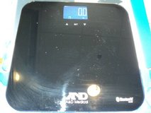 A&D Medical Bluetooth Wireless Bathroom Weight Scale for Multiple(T=41 in Fort Campbell, Kentucky