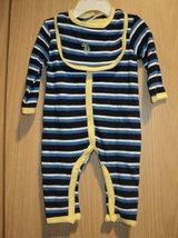 U.S. Polo Assn Onesie and Bib 6-9 Months (T=41) in Fort Campbell, Kentucky