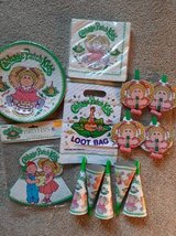 Cabbage Patch party items-never used in Naperville, Illinois