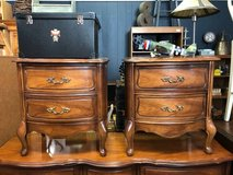 French Provincial Nightstands in Naperville, Illinois