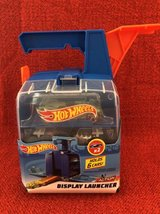 Hot Wheels Track Builder Display Launcher with 2 Vehicles in Joliet, Illinois