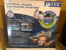 Intex Krystal Clear Saltwater System in Naperville, Illinois