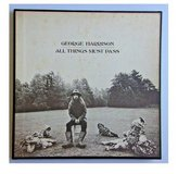 3lp Box set Vinyl George Harrison ?– All Things Must Pass in Glendale Heights, Illinois