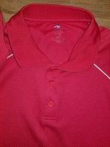 Mens new and like new red Muzano polo shirts size XL in Camp Pendleton, California