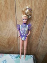 "Vintage Mattel BARBIE Blonde Hair & Blue Eyes 12"" Pretty Purple Outfit in Bellaire, Texas"