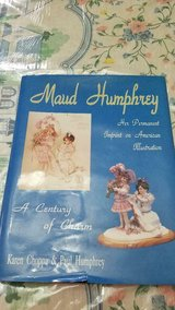 """MAUD HUMPHREY BOGART Book:  """"Her Permanent Imprint On American Illustration"""" in Bellaire, Texas"""