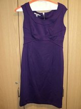 Maggy London Purple Cocktail Dress in Fort Campbell, Kentucky